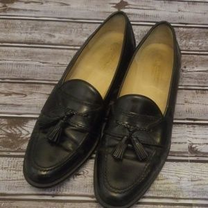 Johnston and Murphy Tassle Loafer 11N